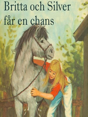 cover image of Britta och Silver får en chans