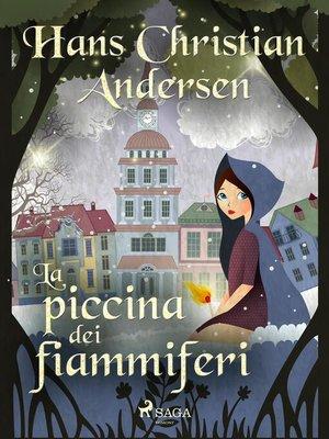 cover image of La piccina dei fiammiferi