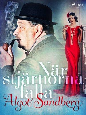 cover image of När stjärnorna falla