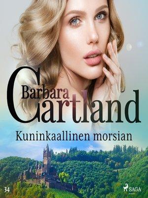 cover image of Kuninkaallinen morsian