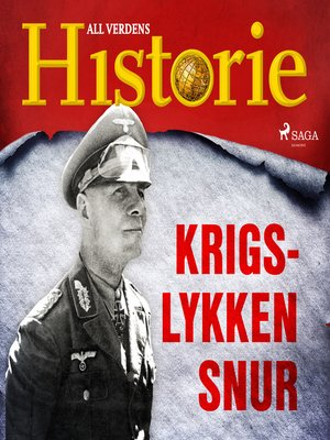 cover image of Krigslykken snur