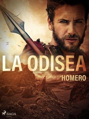 cover image of La Odisea