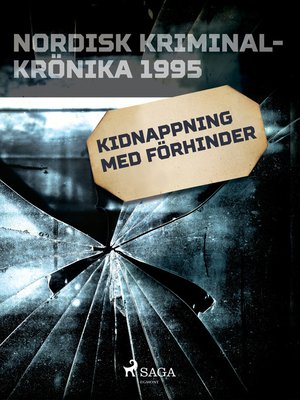 cover image of Kidnapping med förhinder