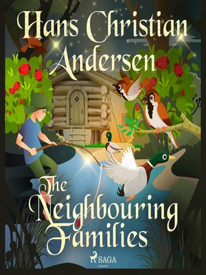 cover image of The Neighbouring Families