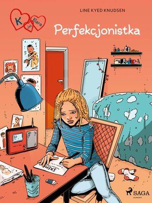cover image of K jak Klara 16--Perfekcjonistka