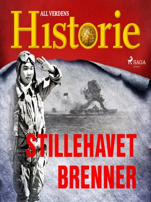 cover image of Stillehavet brenner