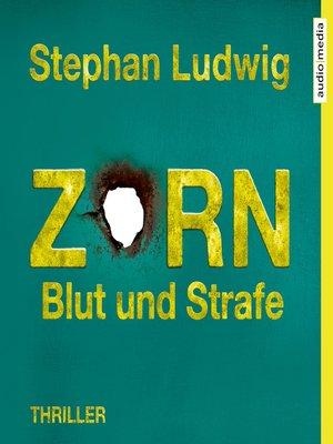 cover image of Zorn 8 – Blut und Strafe