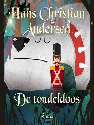 cover image of De tondeldoos