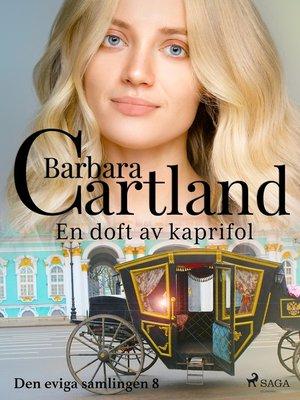 cover image of En doft av kaprifol