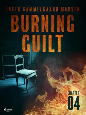 cover image of Burning Guilt--Chapter 4