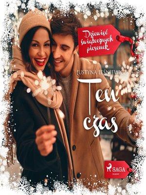 cover image of Ten czas