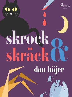 cover image of Skrock & skräck