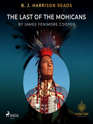 cover image of B. J. Harrison Reads the Last of the Mohicans
