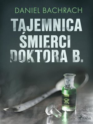 cover image of Tajemnica śmierci doktora B.