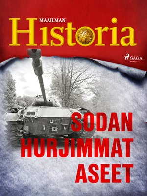 cover image of Sodan hurjimmat aseet