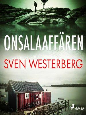 cover image of Onsalaaffären