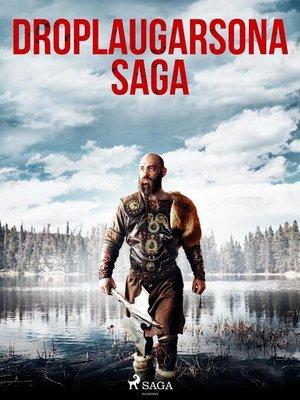 cover image of Droplaugarsona saga