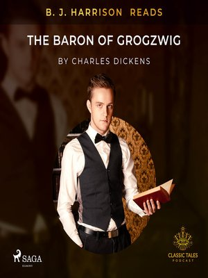 cover image of B. J. Harrison Reads the Baron of Grogzwig