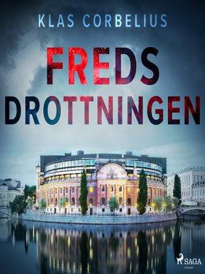 cover image of Fredsdrottningen