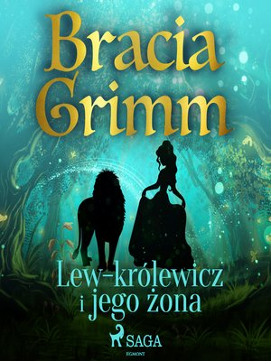 cover image of Lew-królewicz i jego żona