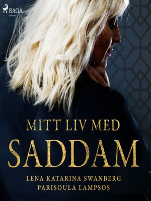 cover image of Mitt liv med Saddam