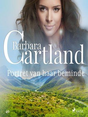 cover image of Portret van haar beminde