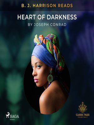 cover image of B. J. Harrison Reads Heart of Darkness