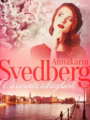cover image of Vårvinterdagbok