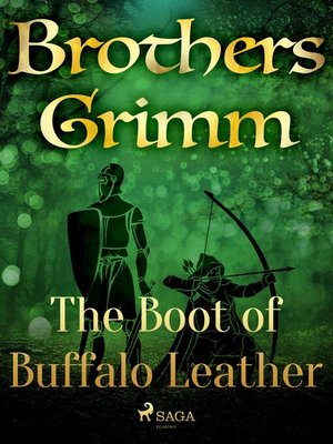 cover image of The Boot of Buffalo Leather
