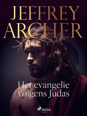 cover image of Het evangelie volgens Judas