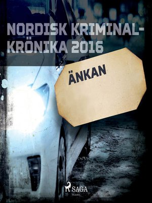 cover image of Änkan