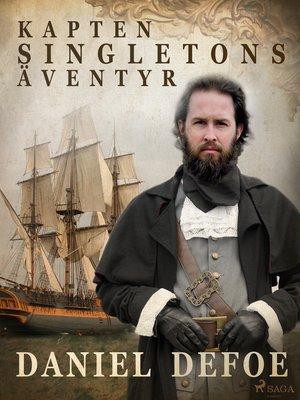 cover image of Kapten Singletons äventyr