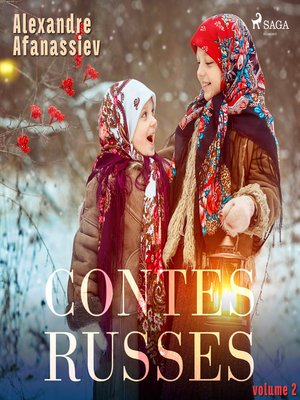 cover image of Contes russes (volume 2)
