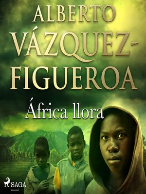cover image of África llora