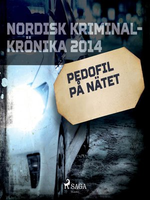 cover image of Pedofil på nätet