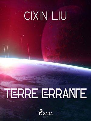 cover image of Terre errante