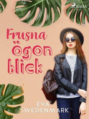 cover image of Frusna ögonblick