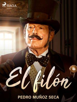 cover image of El filón