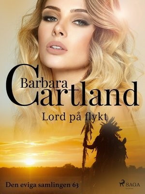 cover image of Lord på flykt