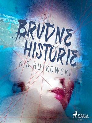cover image of Brudne historie