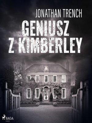 cover image of Geniusz z Kimberley
