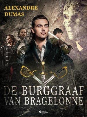 cover image of De burggraaf van Bragelonne--Deel 5