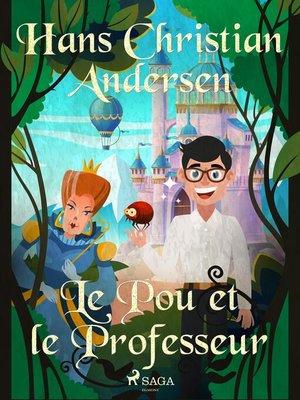 cover image of Le Pou et le Professeur