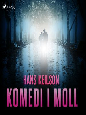cover image of Komedi i moll
