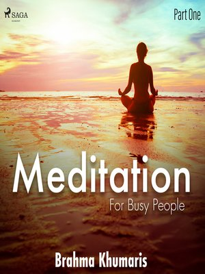 cover image of Meditation for Busy People – Part One
