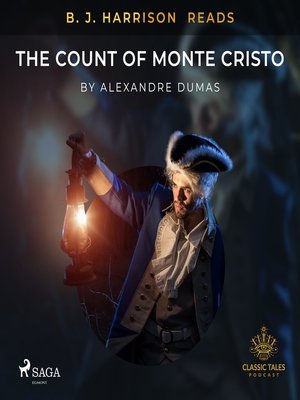 cover image of B. J. Harrison Reads the Count of Monte Cristo