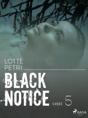 cover image of Black notice