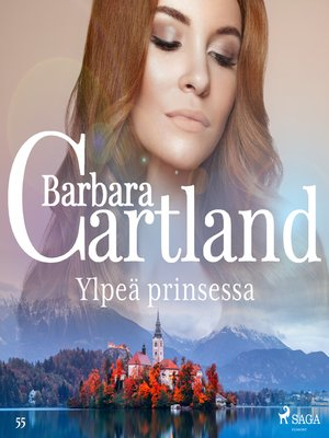 cover image of Ylpeä prinsessa