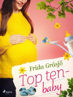 cover image of Top ten--baby