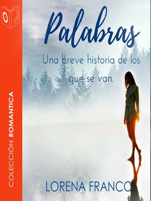 cover image of Palabras